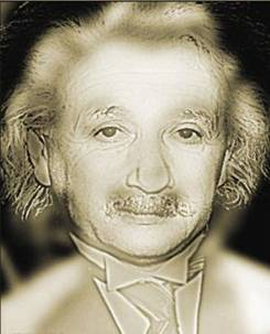 Einstein/Marilyn Monroe