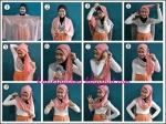 cara-memakai-jilbab