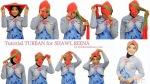 turban REENA